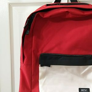 NWT Wesc backpack